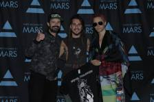 UTS BASS SYSTEM T-SHIRT (Thirty Seconds To Mars)